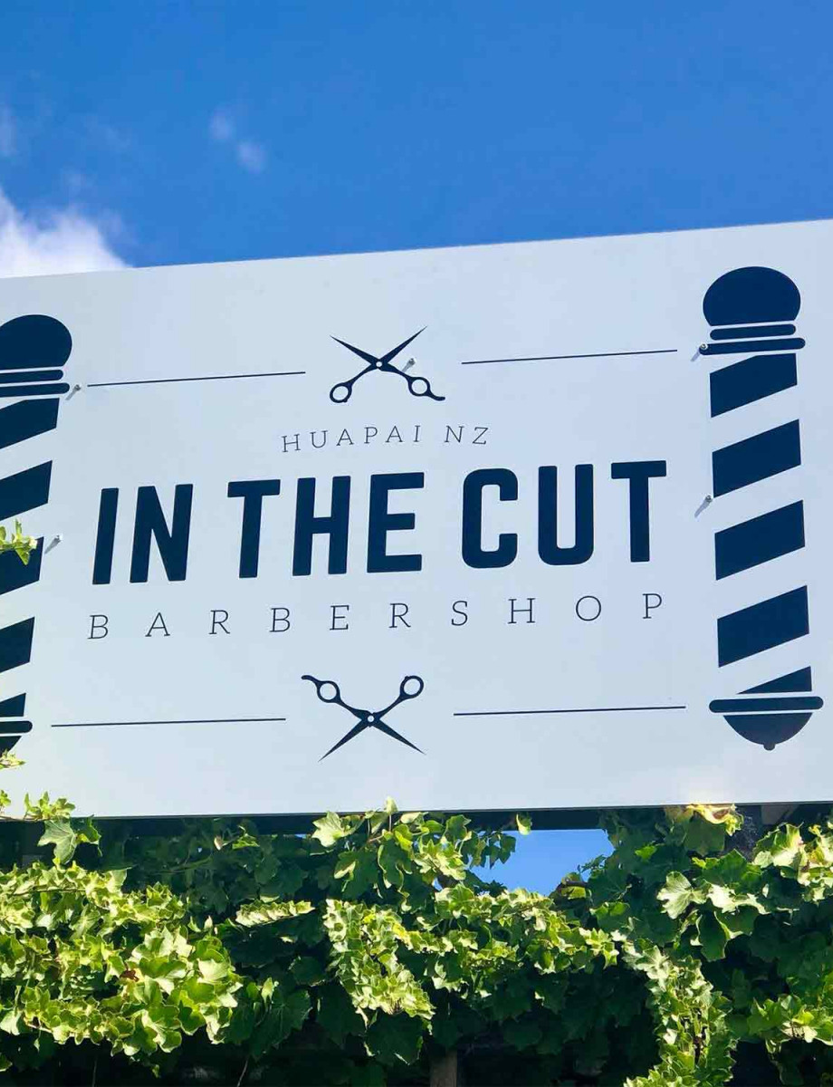 In The Cut Barbershop: About