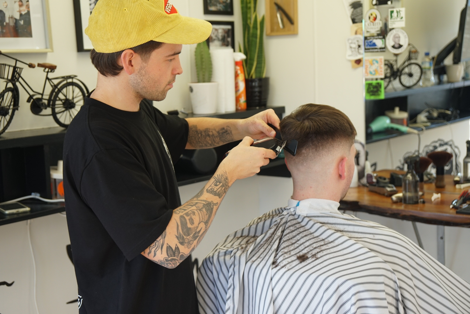 Barbershop - Barber Liam