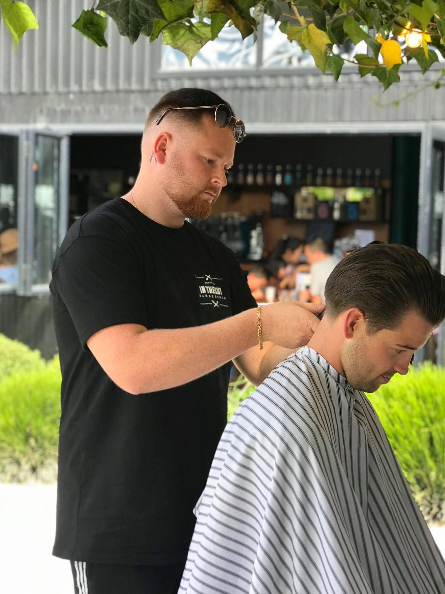 Barbershop - trigaa